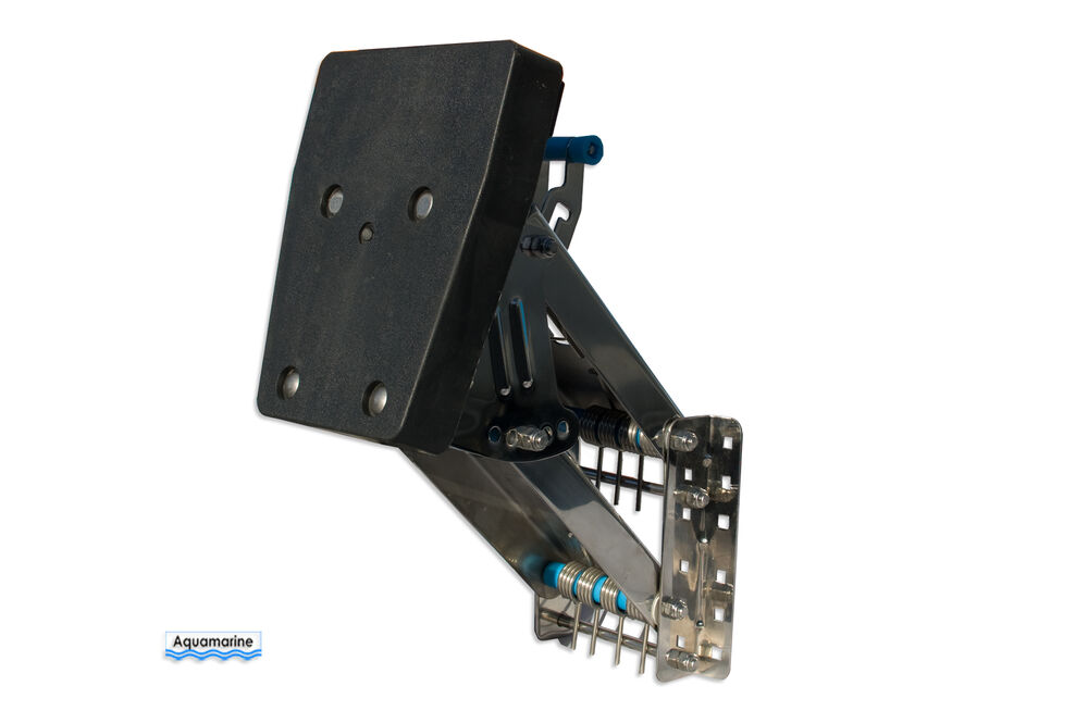 Outboard Auxiliary Motor Bracket Up 20 Hp Yacht Boat