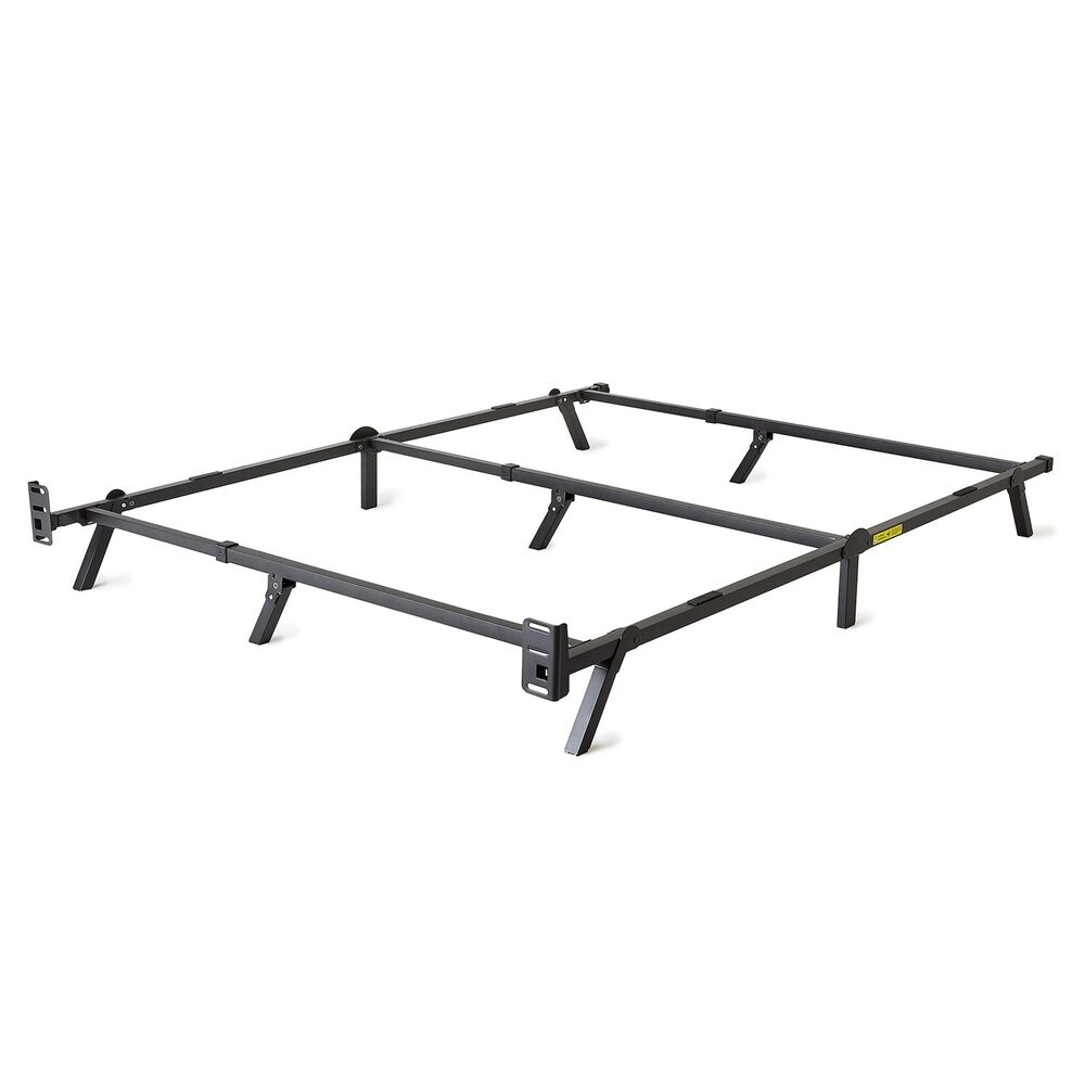 Adjustable Full Queen Bed Frame : Intellibase low profile adjustable twin full queen box