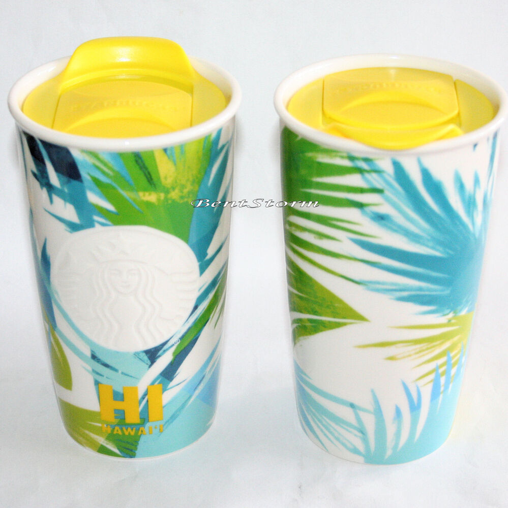 Starbucks Hawaii Travel Mug