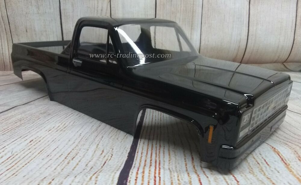 1980 Chevy Custom Painted 1 8 Rc Monster Truck Body For E Maxx E Revo Revo Mgt Ebay