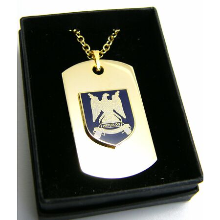 img-THE ROYAL SCOTS DRAGOON GUARDS BADGE DOG TAG PENDANT MILITARY GIFT IN BOX