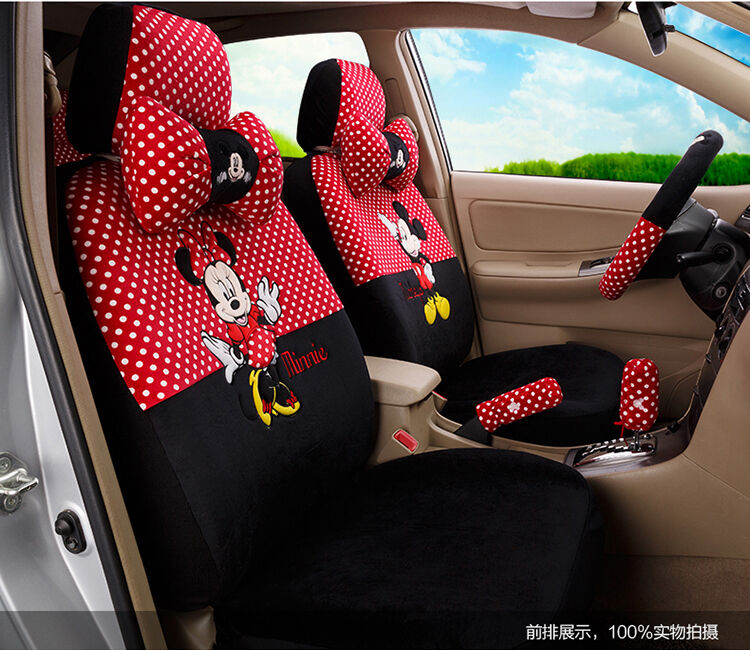 Mickey Mouse Car Seat Covers Sale