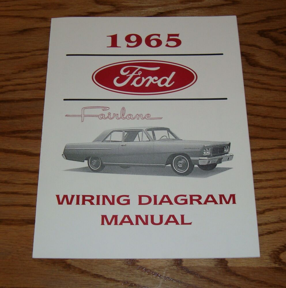 1965 Ford Truck Wiring Diagram Wedocable