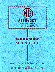 Complete official midget manual-1680