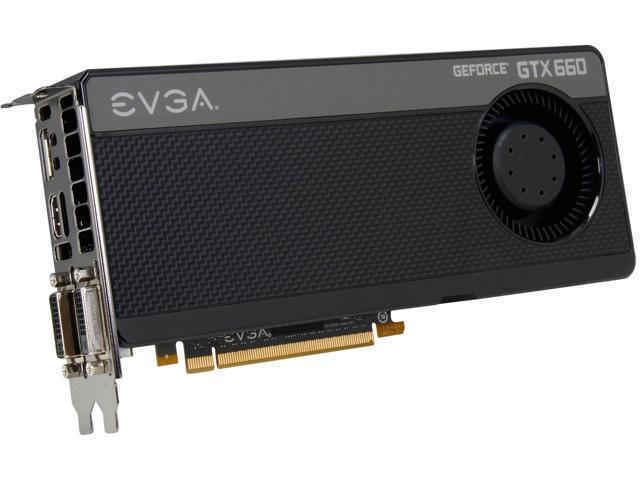 nvidia geforce gtx 660 2gb video card ebay. Black Bedroom Furniture Sets. Home Design Ideas