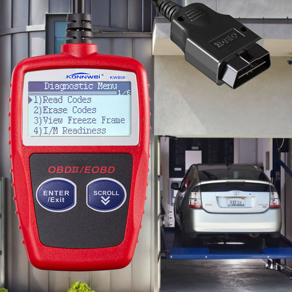Scanner Diagnostic Code Reader New MS309 OBD2 OBDII Car