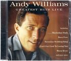Andy Williams Greatest Hits Live Cd Album