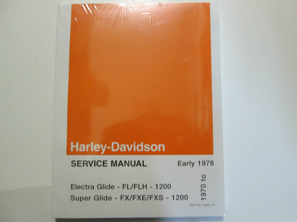2009 harley street glide service manual