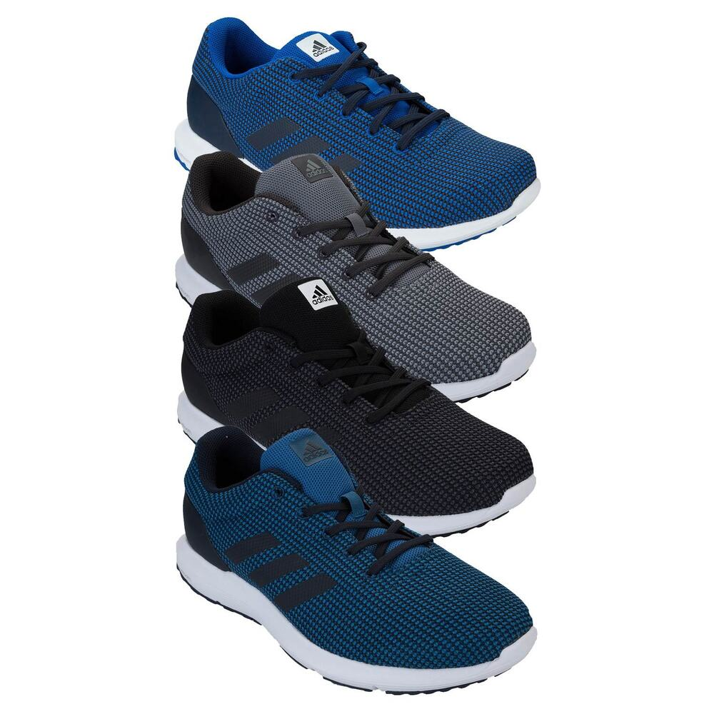 newest 64676 4b9ff Details about Mens adidas Cosmic M Running Shoes In Blue From Get The Label