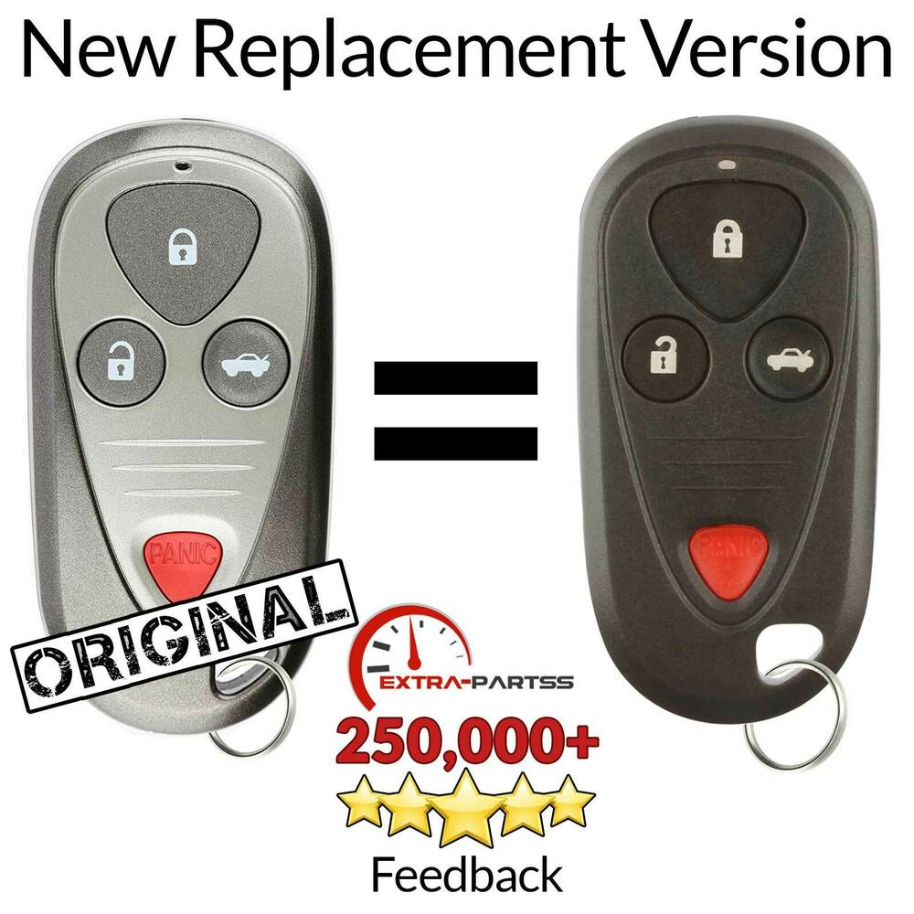 For 2004 2005 2006 20007 2008 Acura TSX Remote Keyless