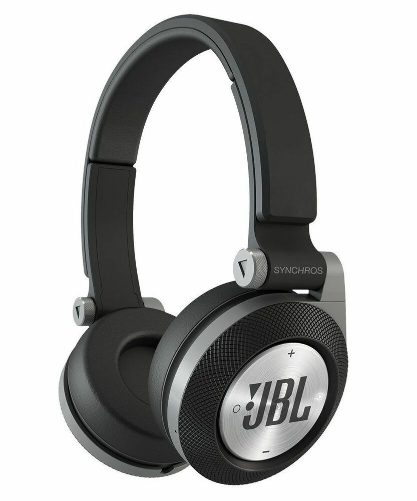 new open box jbl synchros e40bt bluetooth on ear. Black Bedroom Furniture Sets. Home Design Ideas