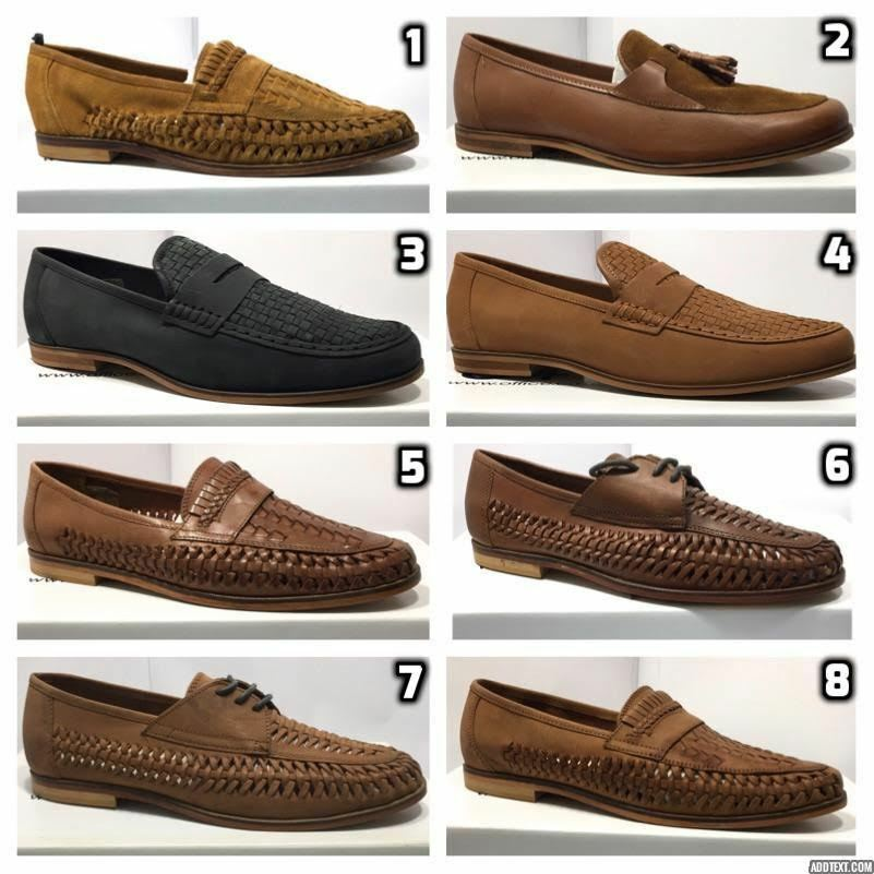 Mens Leather Boat Smart Formal Summer Boat Office Slip On ...