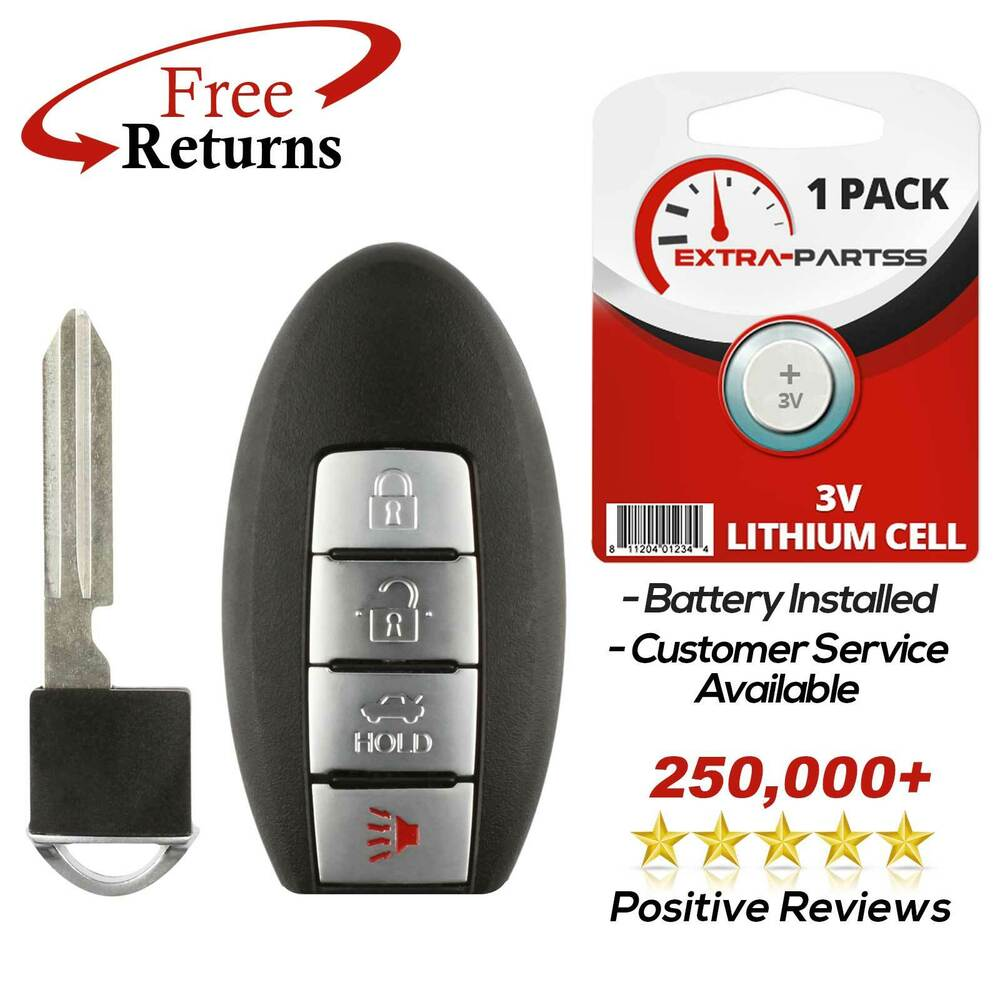 For 2013 2014 2015 2016 Nissan Sentra Remote Keyless Entry ...