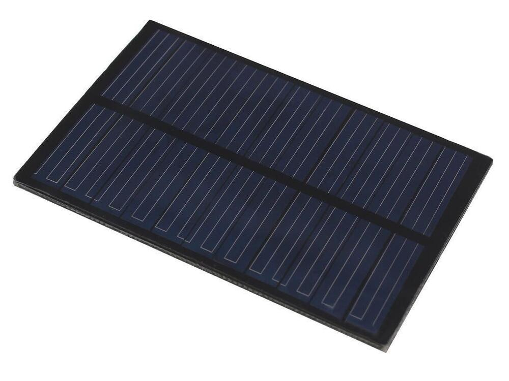 mini solarzelle 5 5v 100ma 57x85mm solarmodul solarpanel solar panel klein 722699208313 ebay. Black Bedroom Furniture Sets. Home Design Ideas