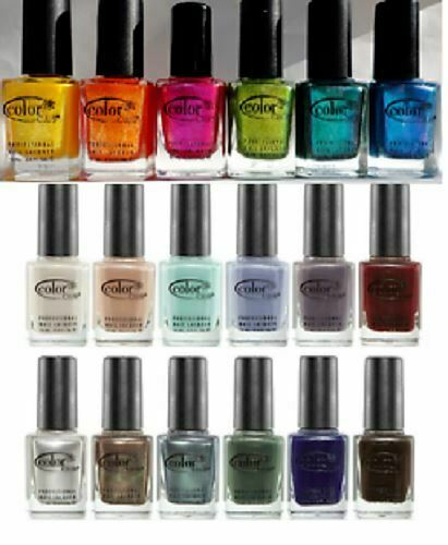 Who Sells Color Club Nail Polish: SALE> COLOR CLUB Professional Nail Polish Lacquer Assorted