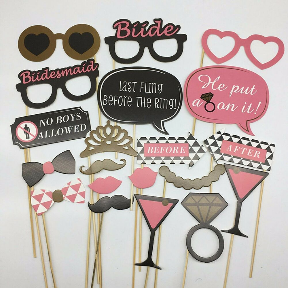 Hen's night Bride to be Party Bachelorette Selfie Photo ...