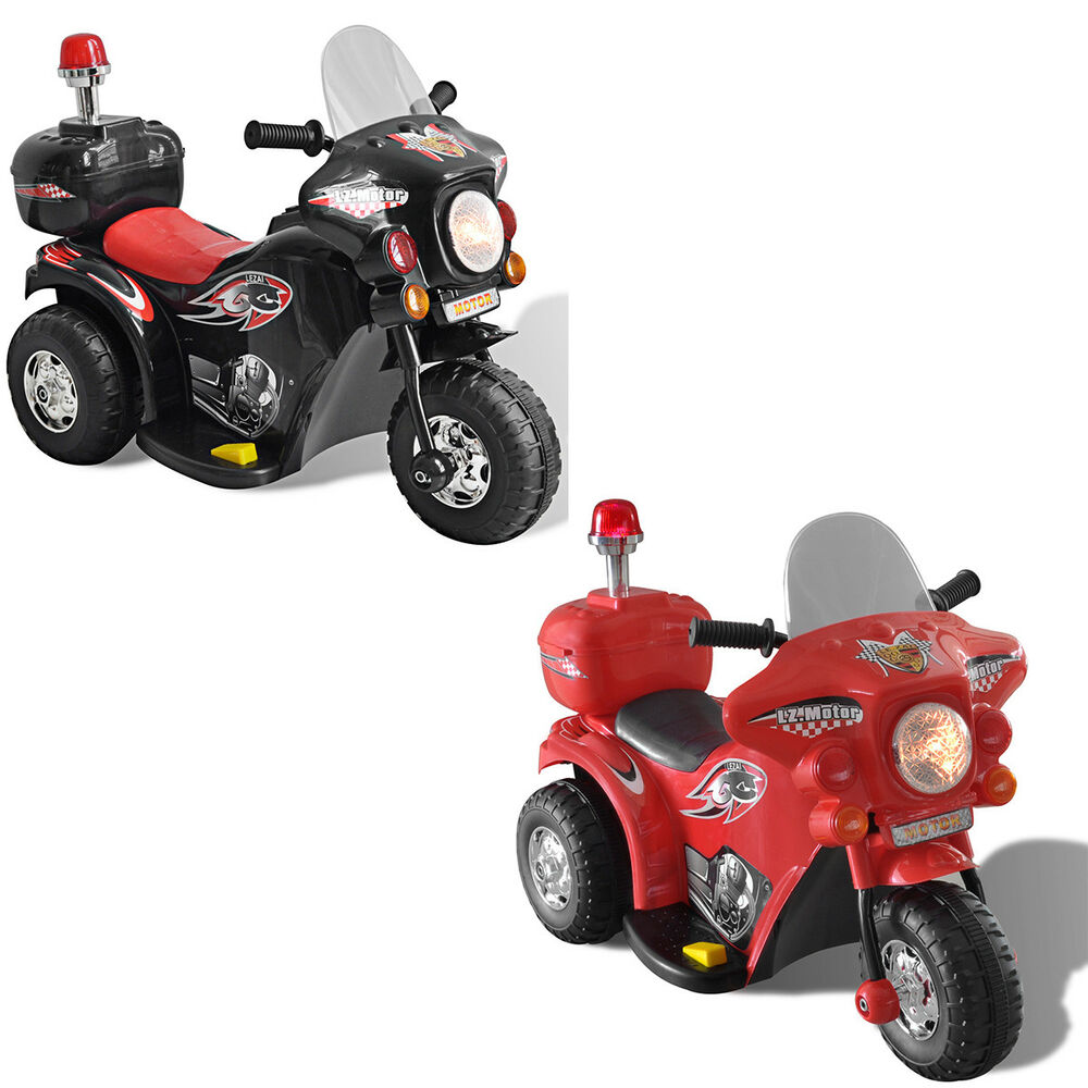 vidaxl motocyclette enfant batterie mini moto electrique. Black Bedroom Furniture Sets. Home Design Ideas