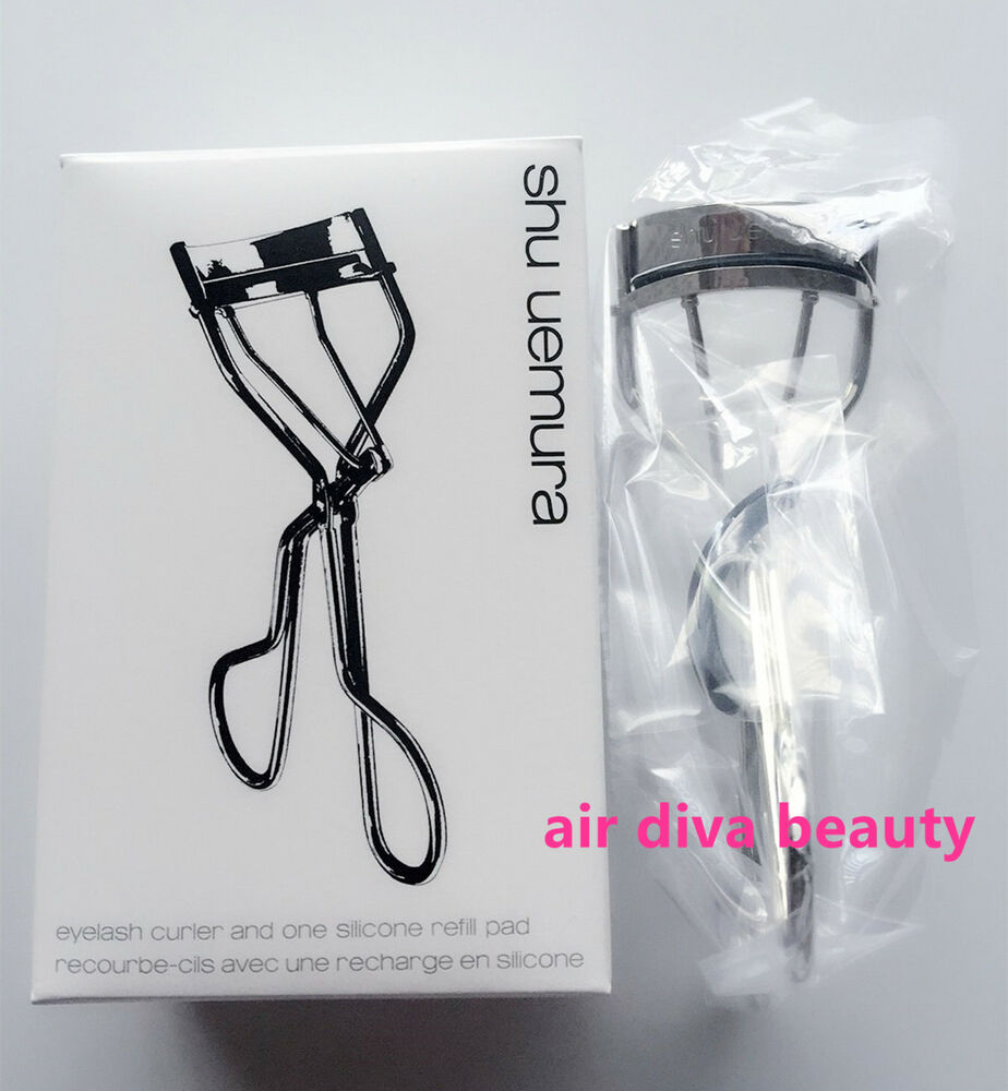 Authentic Japan Shu Uemura Makeup Eyelash Curler Silicone Rubber