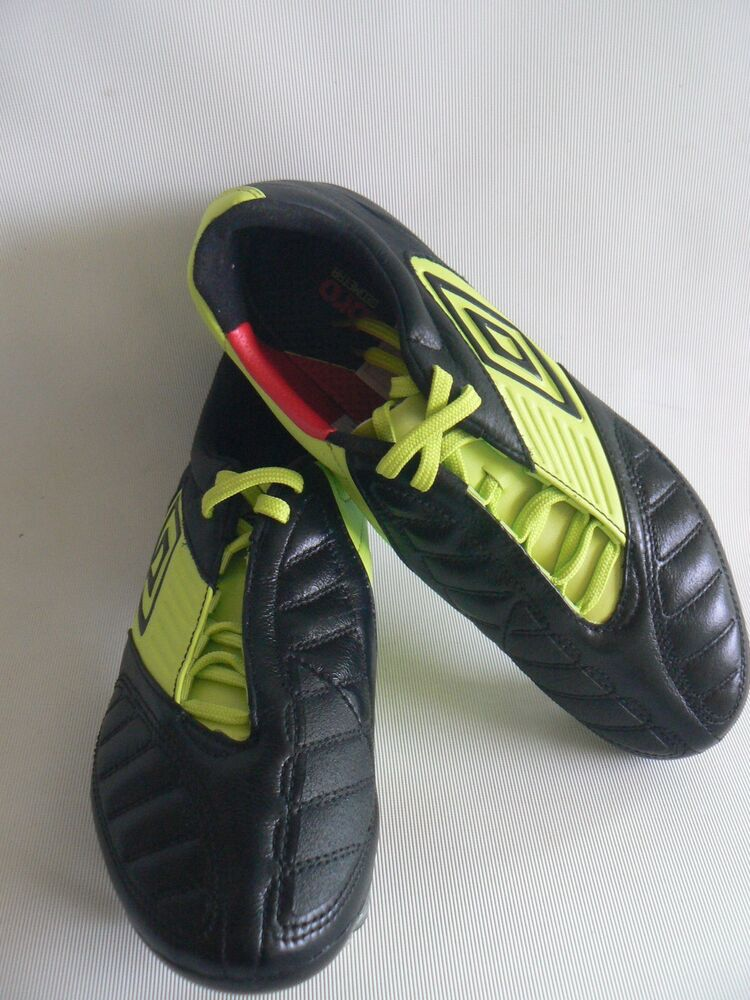 competitive price bb071 95f36 ... Geometra Pro A SG Leather Football Boots UK Size 6 80372U- JA9 NEW BOX  5052137467091 ...