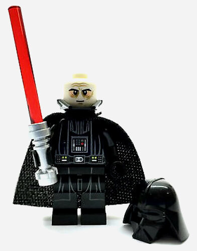 rebels version lego star wars darth vader minifig figure minifigure 75150 toy ebay. Black Bedroom Furniture Sets. Home Design Ideas