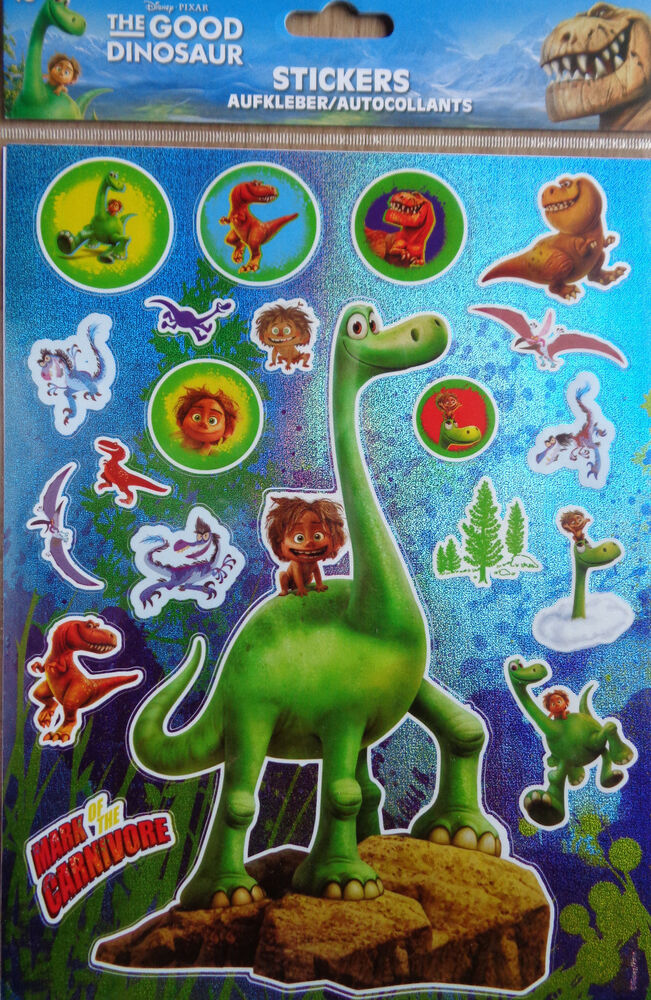 Disney The Good Dinosaur * Arlo & Spot *Aufkleber * Sticker*2 x ...