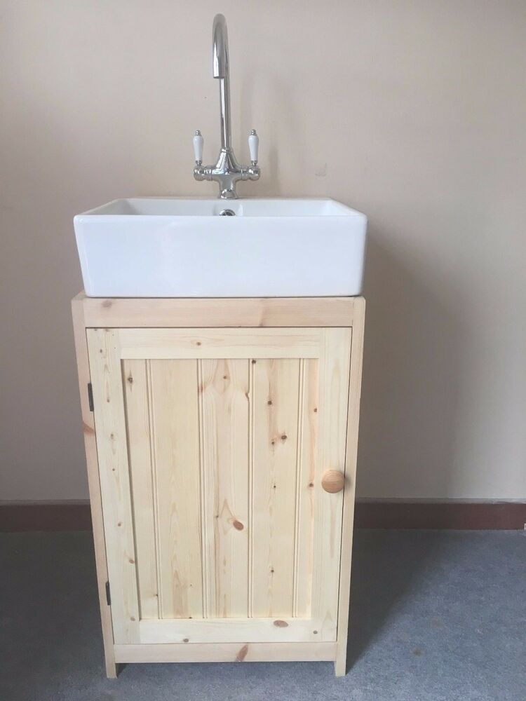 Belfast Baby Belfast Sink Stand Unit With Taps Sink And
