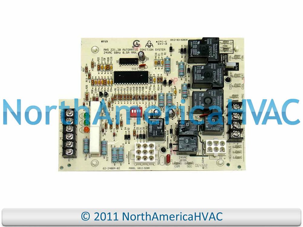 s l1000 oem rheem ruud furnace furnace fan control board 62 24084 81 ebay rgph-05eauer wiring diagram at gsmportal.co
