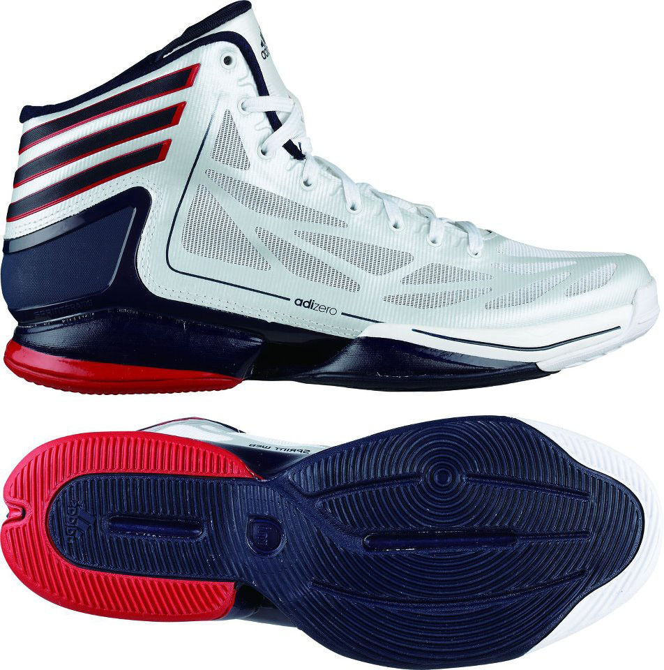 competitive price 0c5af 0724b Adidas Adizero Crazy Light 2 Mens Basketball Shoes Boots UK12.5 - UK15
