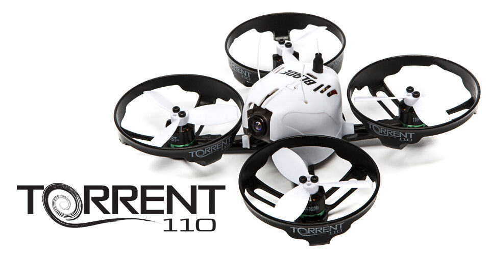 Blade Torrent 110 Bnf Basic Fpv Rc Racing Drone Micro Ducted Quad