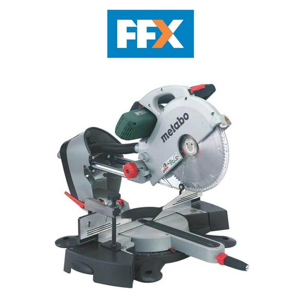 metabo kgs315 plus 240v laser compound mitre saw 4003665505695 ebay. Black Bedroom Furniture Sets. Home Design Ideas