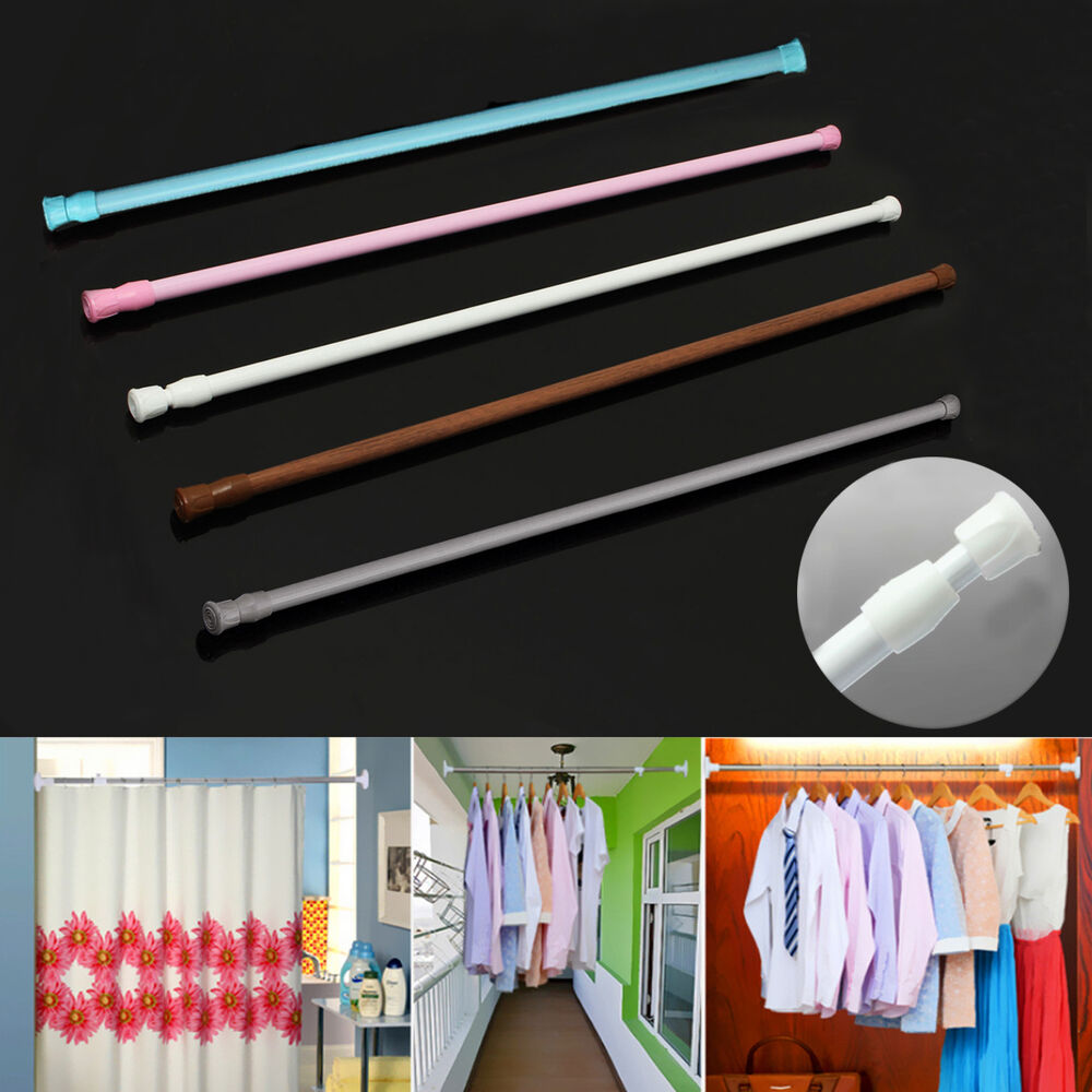 Extendable Telescopic Spring Loaded Net Voile Tension