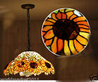 C50 16 Inches European Style Creative Glass Droplight 2 Lights Chandelier