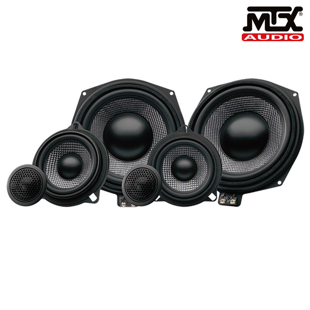 bmw audio upgrade mtx altoparlanti auto subwoofers. Black Bedroom Furniture Sets. Home Design Ideas