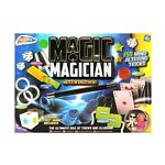 Children Magic Set 150 Tricks Kids Magician Illusions Trick Kit With Accessories