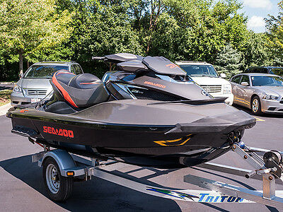 2013 Sea Doo GTX LIMITED