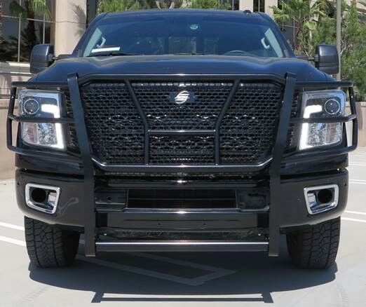 2019 Nissan Titan: New Ranch Style Steel Craft Grille Guard 2016 2017 2018