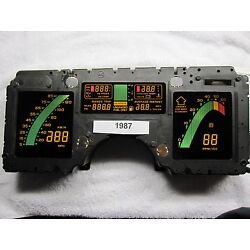 Kyпить Corvette C4 digital dash instrument cluster Rebuilt 84 85 86 87 88 89 speedo на еВаy.соm