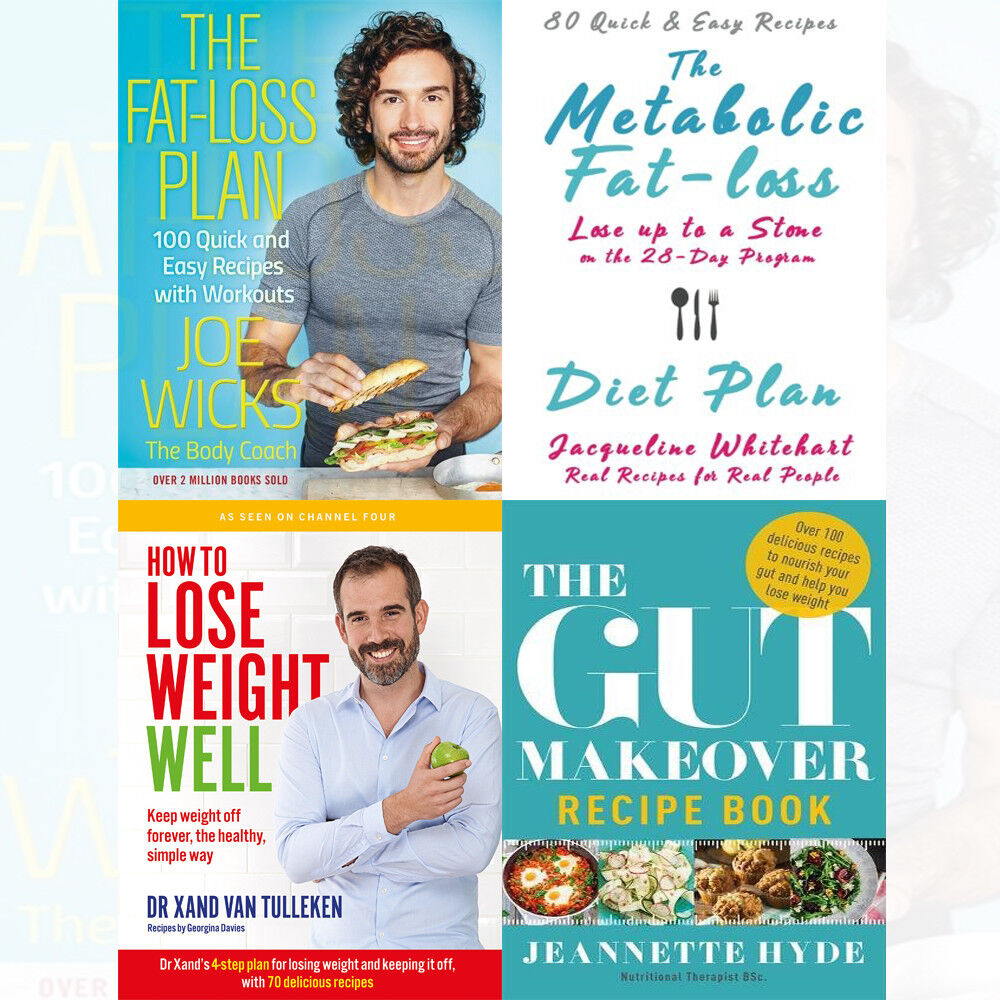 The gut makeover recipe bookmetabolic fat loss plan 4 books the gut makeover recipe bookmetabolic fat loss plan 4 books collection set new 9789123635276 ebay forumfinder Choice Image