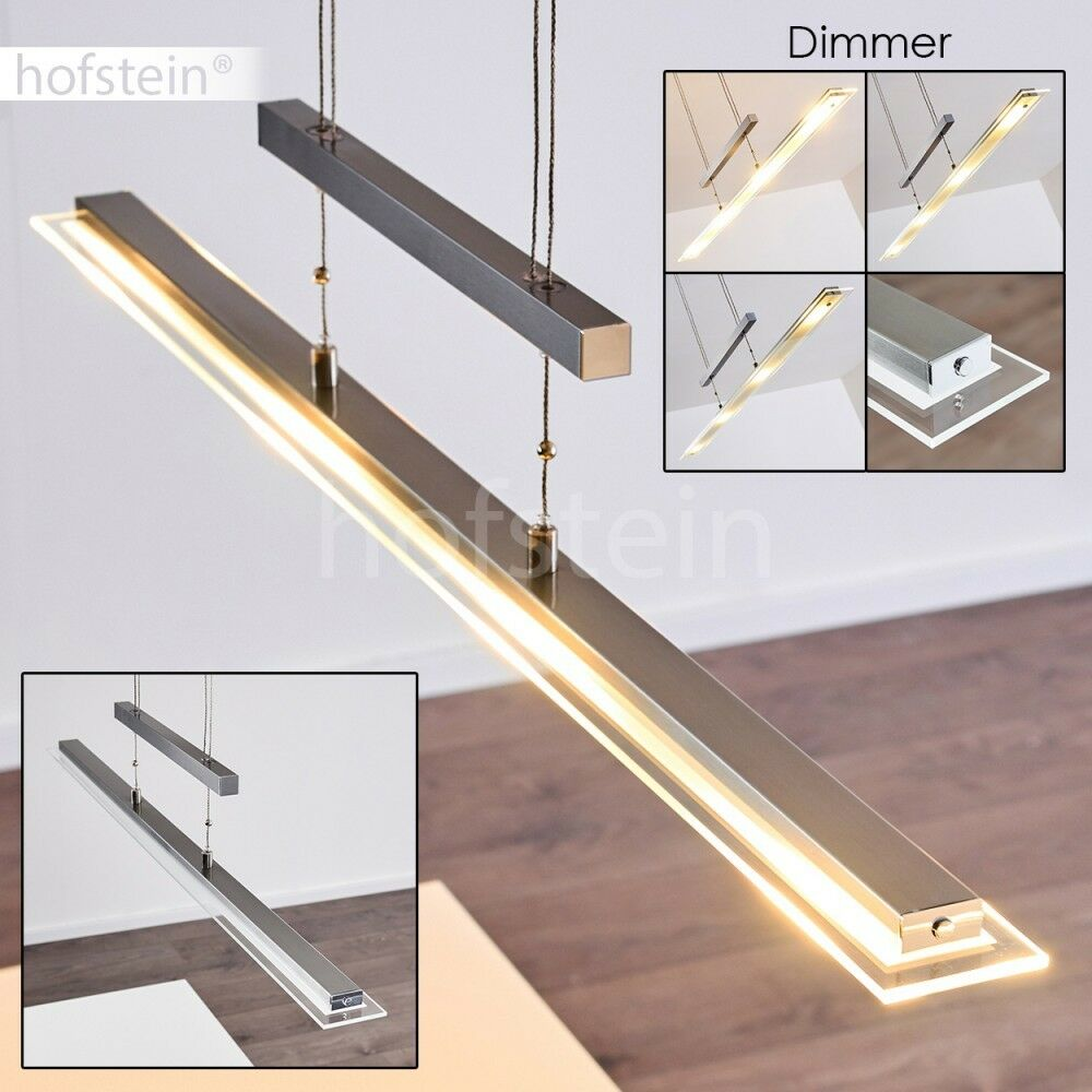 Dimmbare h nge beleuchtung led luxus pendel lampe ess for Zimmer tisch