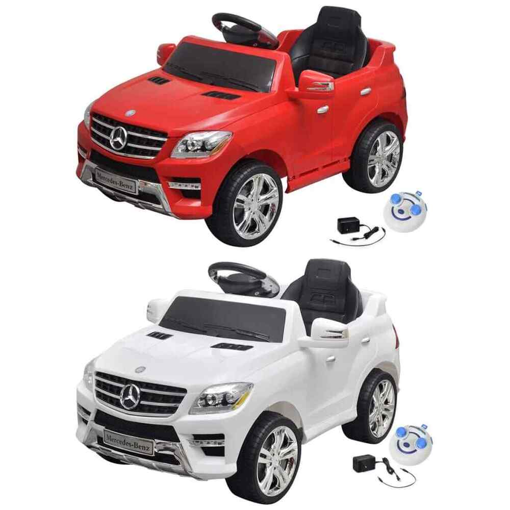 vidaxl elektroauto mercedes benz ml351 kinderauto. Black Bedroom Furniture Sets. Home Design Ideas