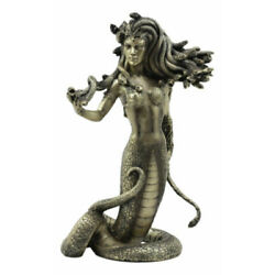Kyпить Greek Demonic Goddess The Temptation Of Medusa Statue Luring Gorgon's Gaze на еВаy.соm