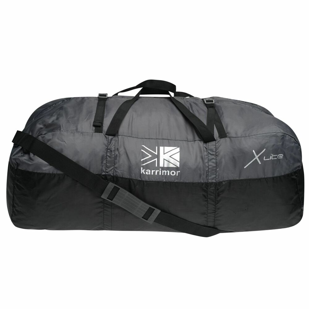 d1ffab5152 Karrimor Packable Duffle Bag Holdall Lightweight Zip Full Outdoor Sports  5054050429774