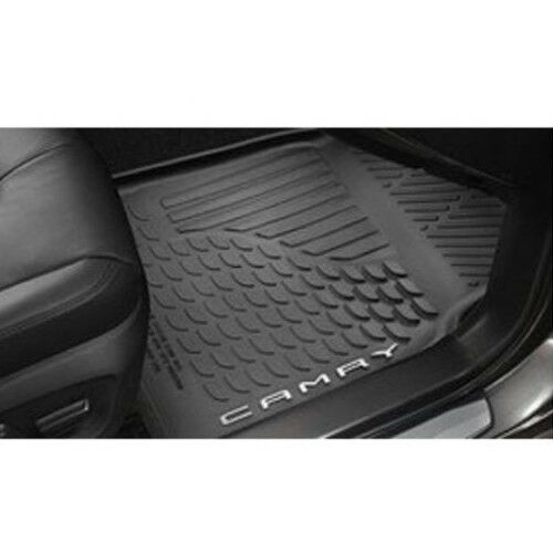 All Weather Floor Liners Black Mats Genuine For Toyota