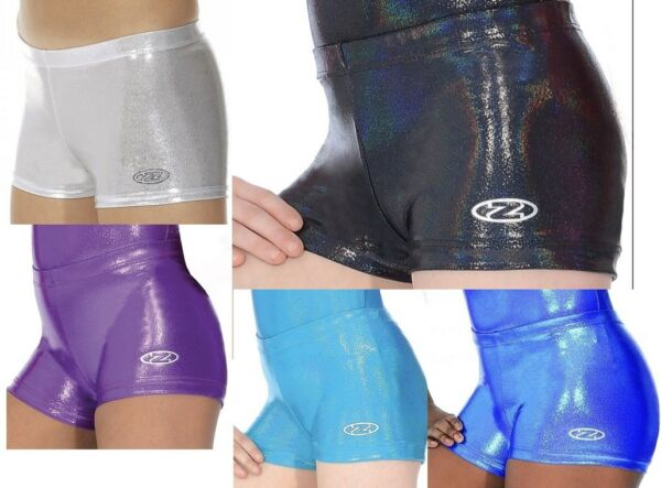 GYMNASTICS LEOTARD / LEOTARDS ZONE HIPSTERS SHORTS SOLO HIPSTERS