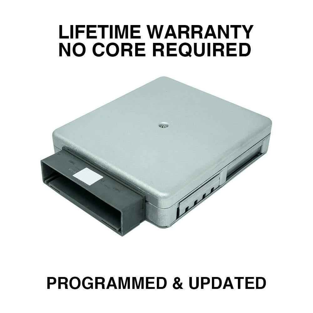 Details about Engine Computer Programmed/Updated 2000 Ford Escort  YS4F-12A650-YA EMA0 2.0L PCM