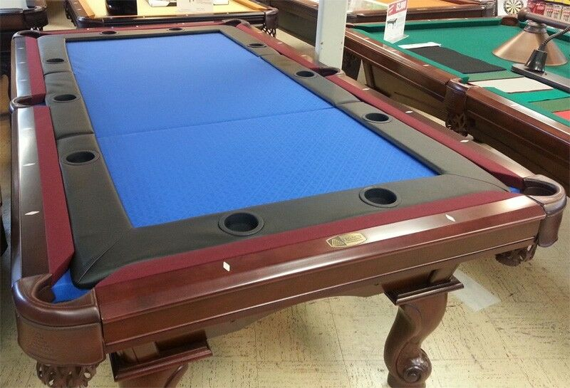 Poker Table Tops For Pool Table By MRC Poker Fit Standard 8 Feet Pool Tables  | EBay