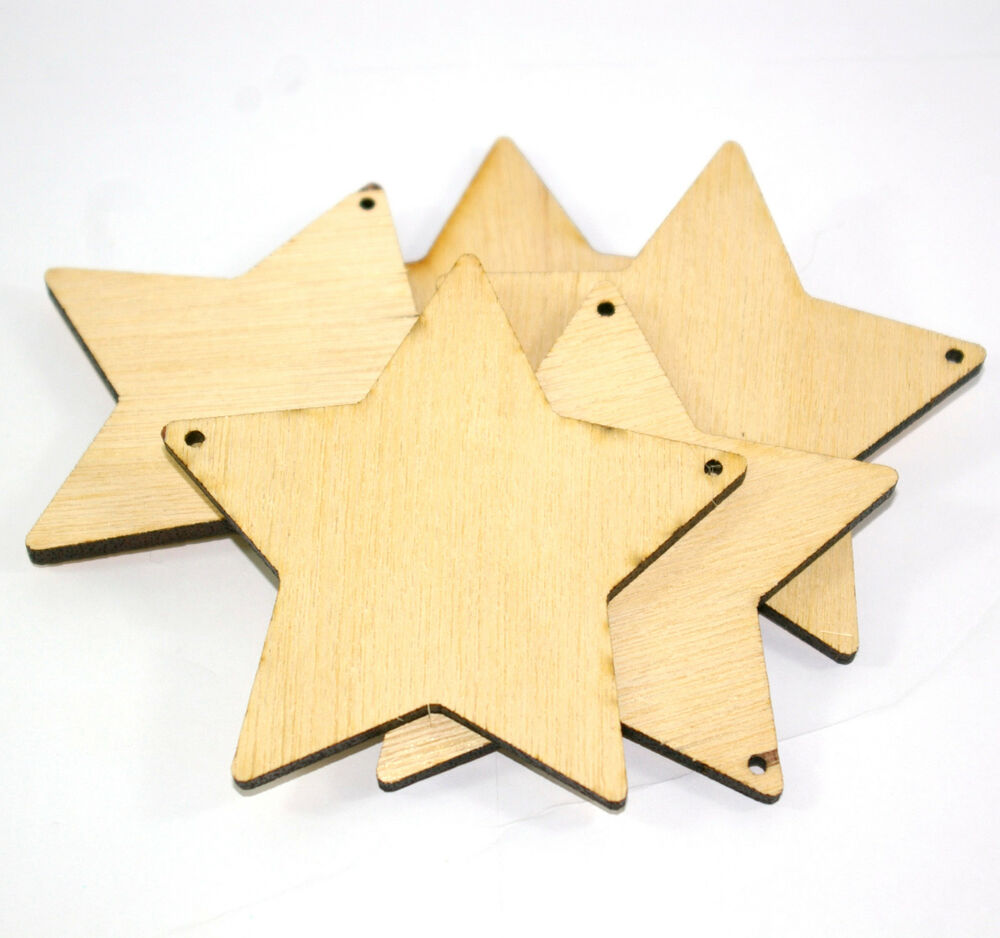 200mm packs of 10,25,50,100 100mm,150mm Elephant plywood shapes 50mm