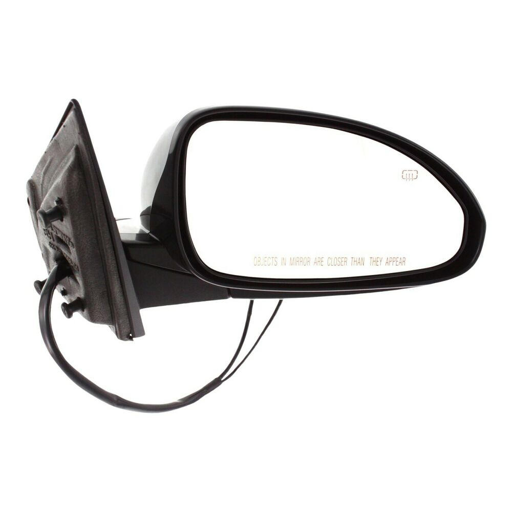 Power Mirror For 2008-2012 Buick Enclave Right Manual Fold