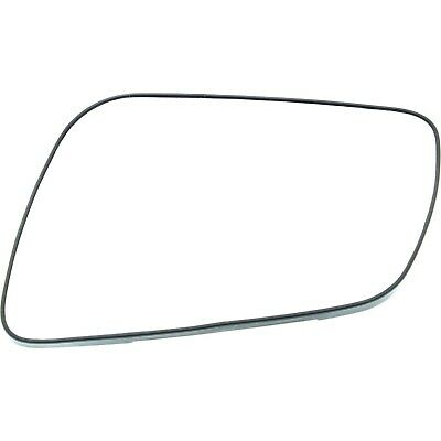 New Mirror Glass Driver Left Side LH Hand Mitsubishi Lancer 2008-2014 7632A635