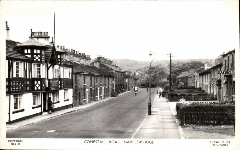 Compstall Road RLY 39 By Lilywhite